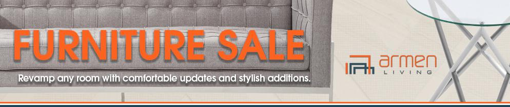 Armen Living Furniture Sale