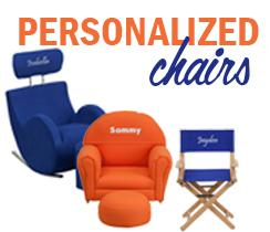 Personalized chairs