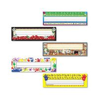 Bookmarks & Name Plates