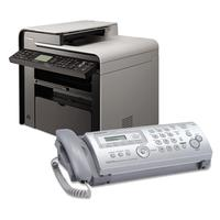 Printers, Scanners, Copiers & Faxes