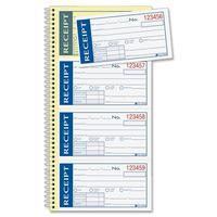 Money & Rent Receipts