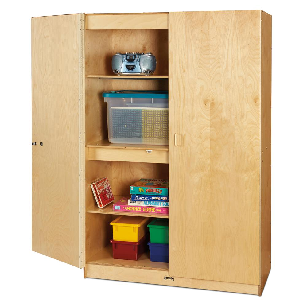 Craft Cabinet Images About Craft Storage On Craft Storage: Jonti-Craft Wide Storage Cabinet