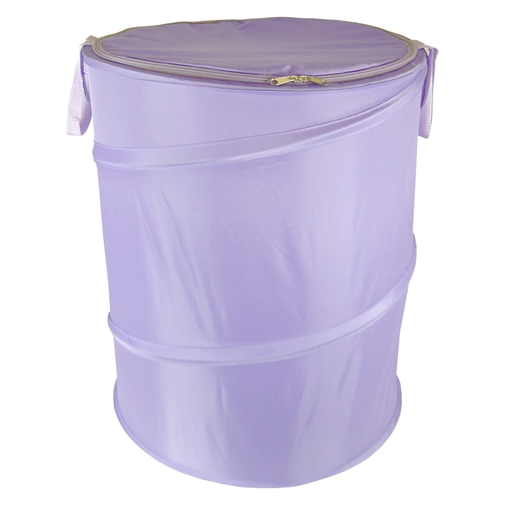 Redmon The Original Bongo Bag Pop Up Hamper Lavender Ebay
