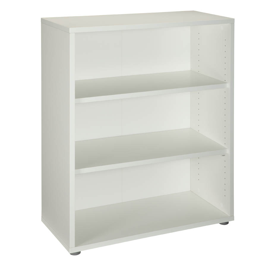 tvilum prima 2 shelf bookcase white ebay. Black Bedroom Furniture Sets. Home Design Ideas