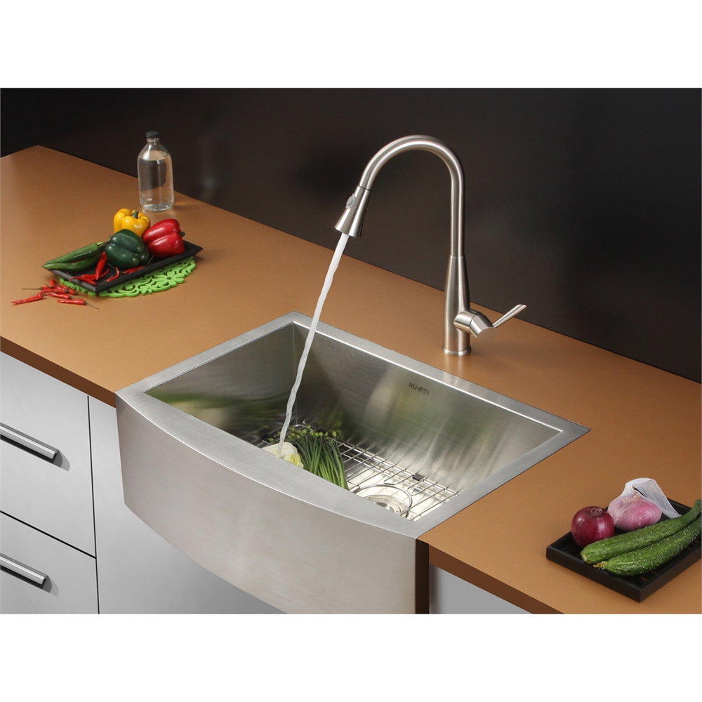 Brand New Kitchen Faucet Drips