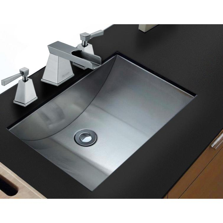 Commercial grade sinks utility sinks laundry room tub mudroom sink usa made ruvati rvh6110 - American made stainless steel sinks ...