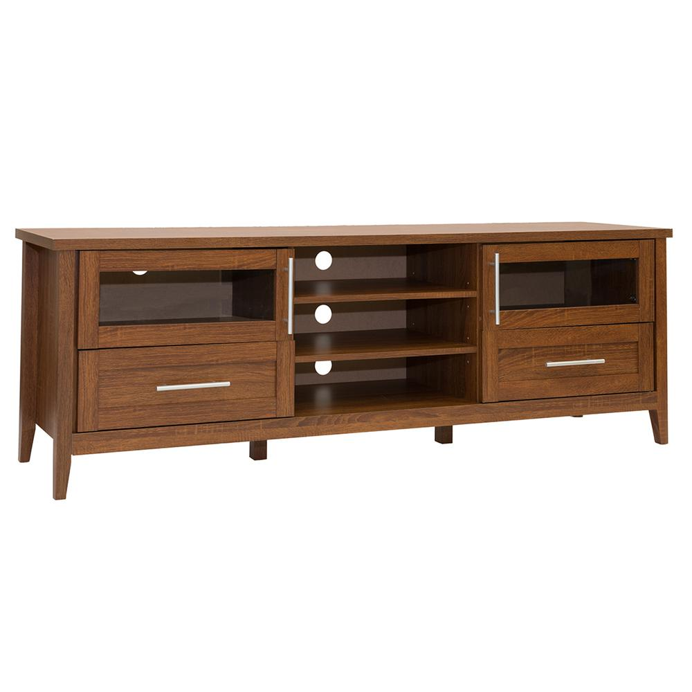 Techni Mobili Modern Tv Stand With Storage For Tvs Up To