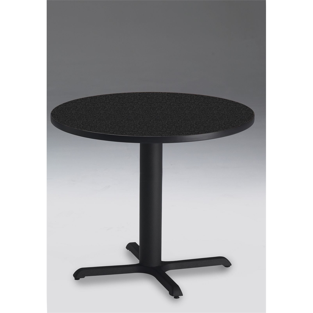 Mayline 30quot Round Dining Height Table Black Base eBay : 147ca30rlbant from www.ebay.com size 1000 x 1000 jpeg 180kB