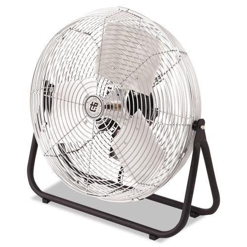 Tpi industrial industrial floor fan 18 1 8hp 3 speed for 18 industrial floor fan