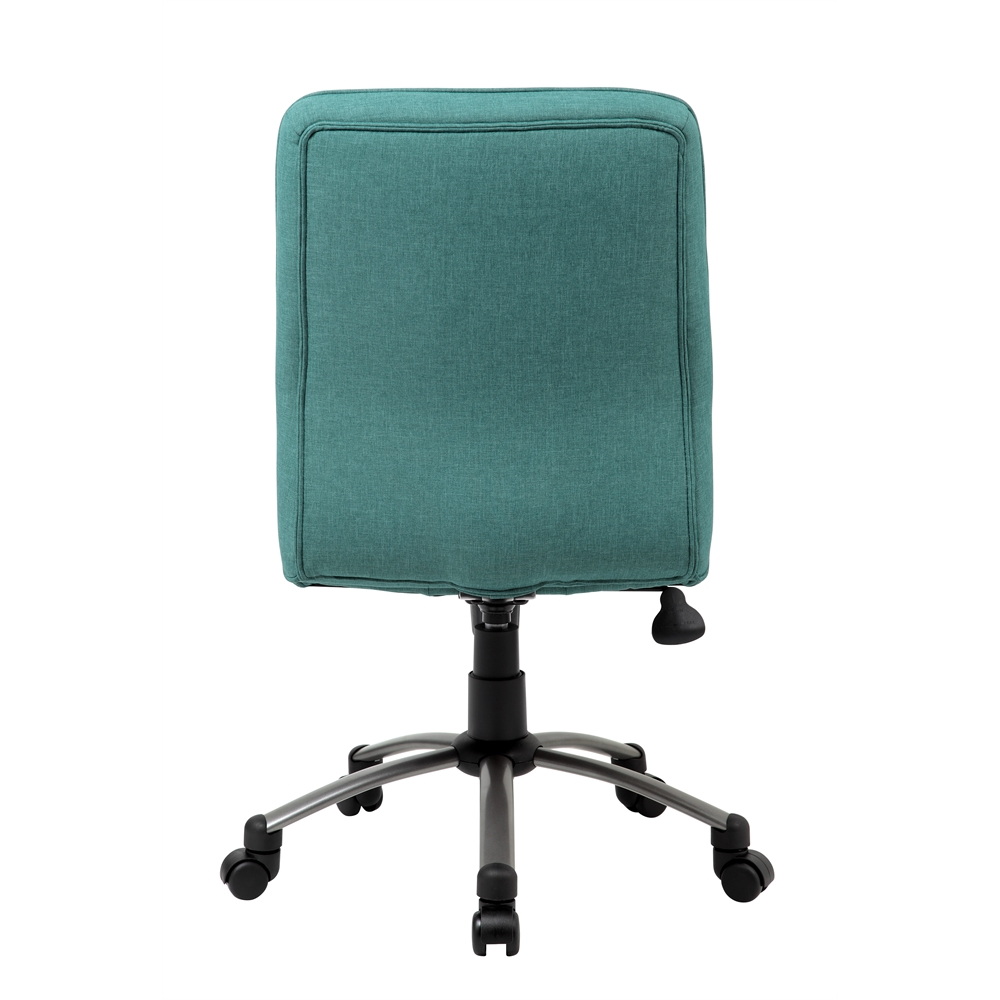 modern office chair green mas certified green upholstered in green