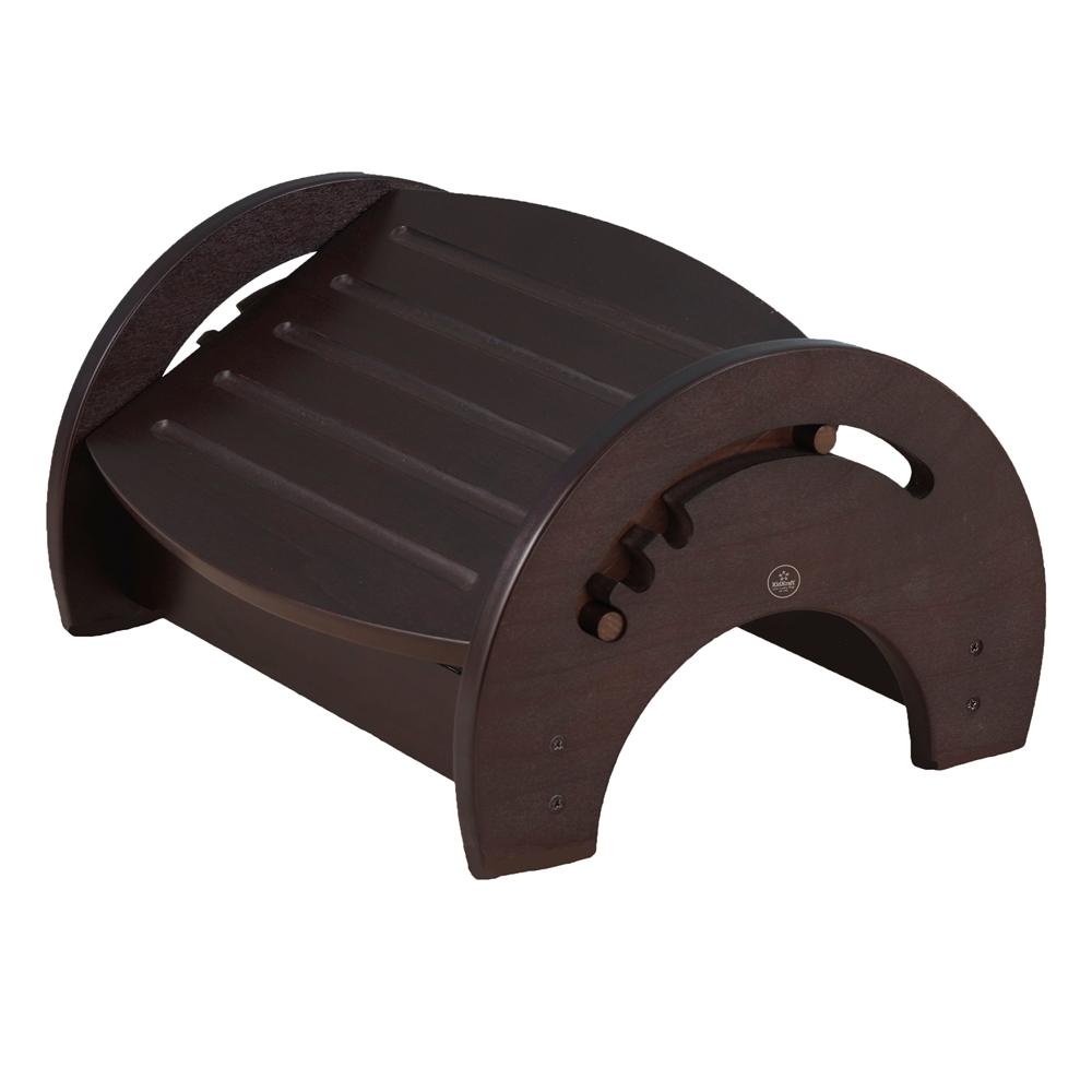 KidKraft Adjustable Stool For Nursing Espresso