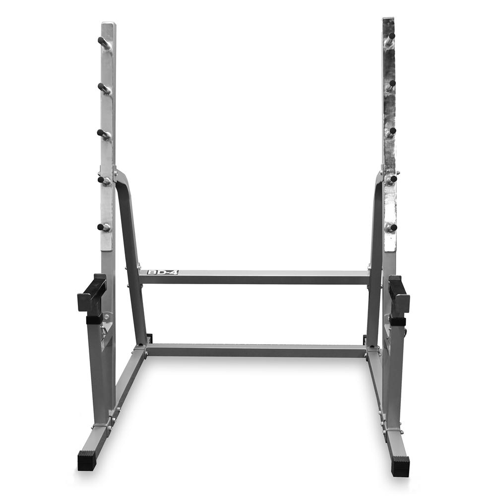 Valor Fitness Squat Bench Combo Rack Ebay
