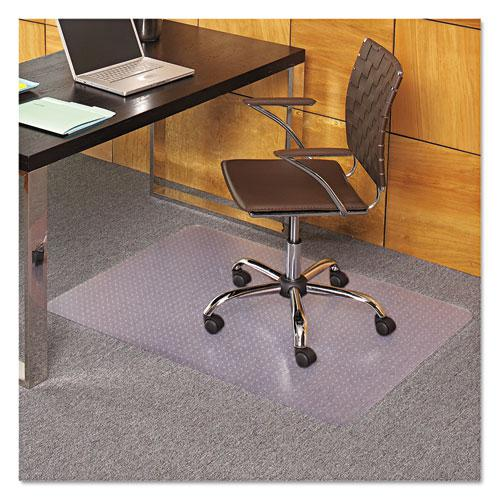 es robbins everlife chair mats for medium pile carpet rectangular 36