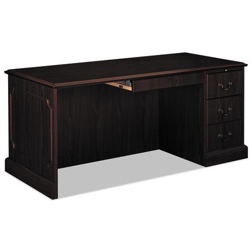 hon 94000 series  quot l quot  desk for left return  66w x 30d x 29