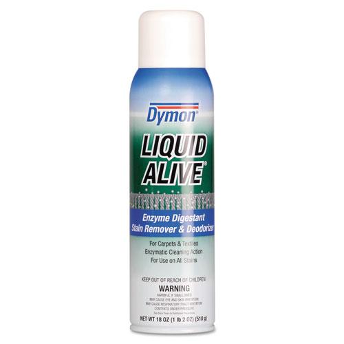 Dymon Liquid Alive Carpet Cleaner Deodorizer 20oz