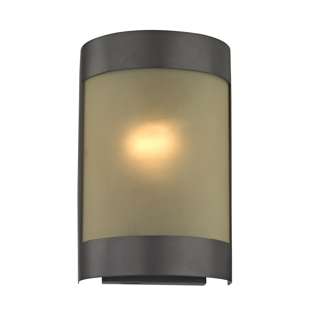 Wall Sconces Oil Rubbed Bronze : Cornerstone 1 Light Wall Sconce In Oil Rubbed Bronze eBay
