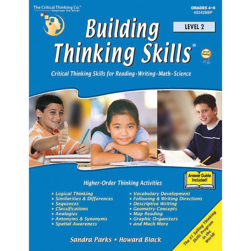 building critical thinking skills Developing critical thinking skills in adult learners  a practical guide to weaving critical thinking skills into your teaching practices  -building clean.