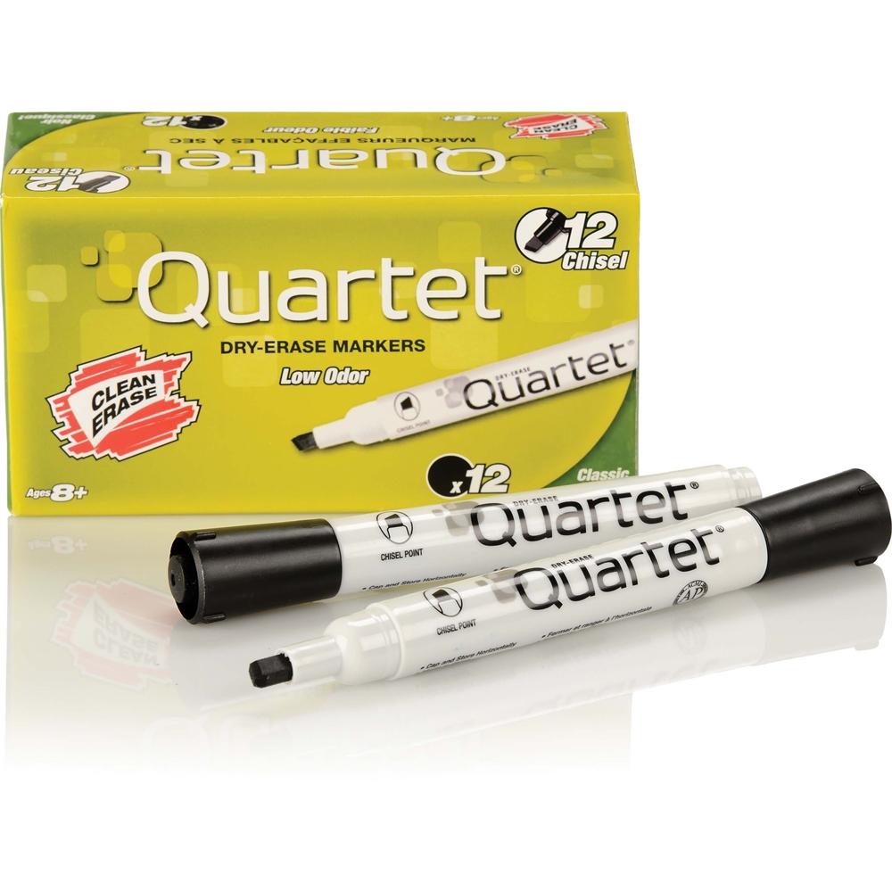 Quartet® Low Odor Dry-Erase Marker - Chisel Point Style