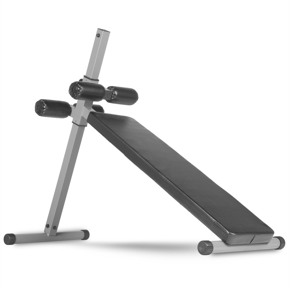 Xmark Fitness 10 Position Adjustable Ab Bench Slant Bench Xm 4360 Ebay