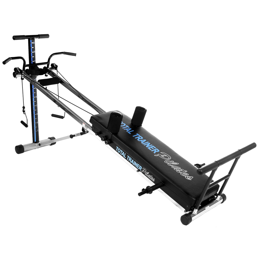 Affordable Pilates Equipment: Bayou Fitness Total Trainer Pilates Pro Reformer Home Gym