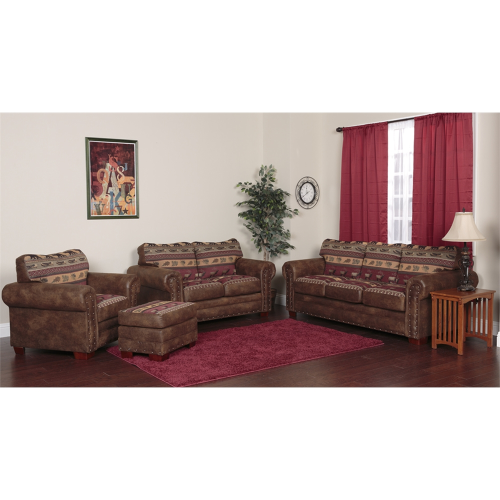 American Furniture Classics Sierra Lodge 4 Piece Set Ebay