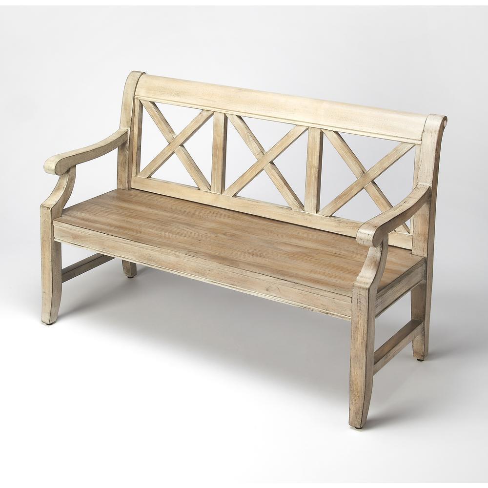 Butler Gerrit Driftwood Bench Driftwood Ebay