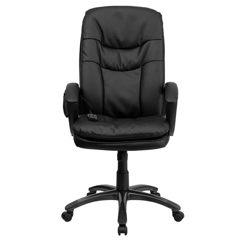 office furniture chairs see more high back massaging black leather
