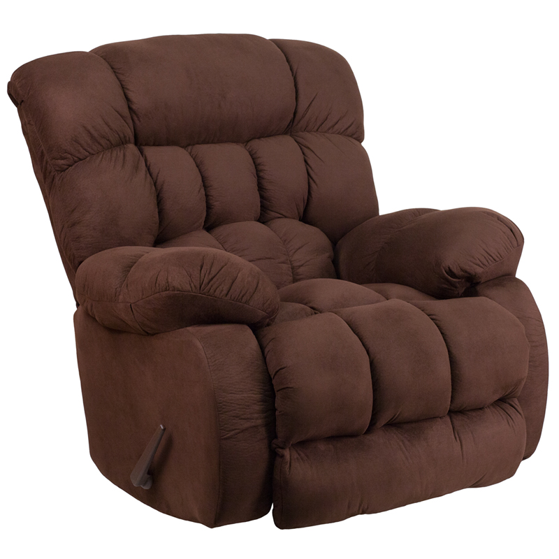 how to clean microfiber recliner
